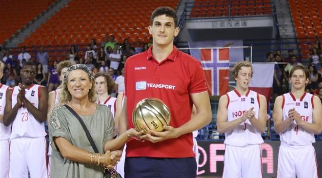 Maltezi Cassar, MVP i europianit U18