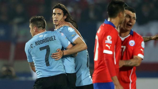 Jara suspendohet nga Copa America