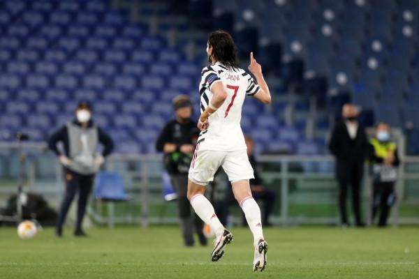 Fitore e Romës në Itali, në finale shkon United