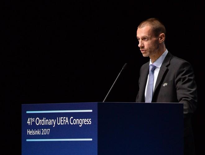 Ceferin paralajmëron anulimin e Championsit dhe Europa Ligës