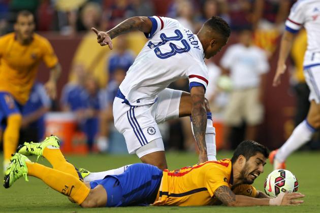 Chelsea vs. Barcelona, formacionet zyrtare