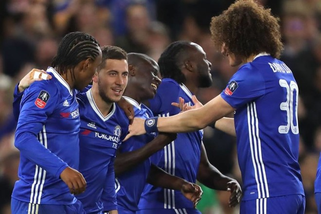 Chelsea, kampioni i ri i Anglisë!