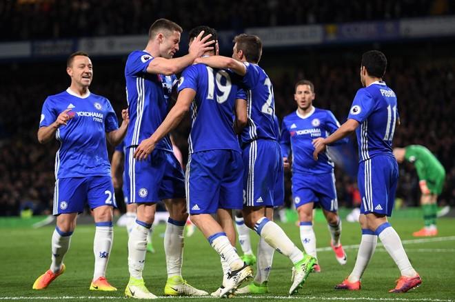 Fitore e madhe, Chelsea pranë titullit!