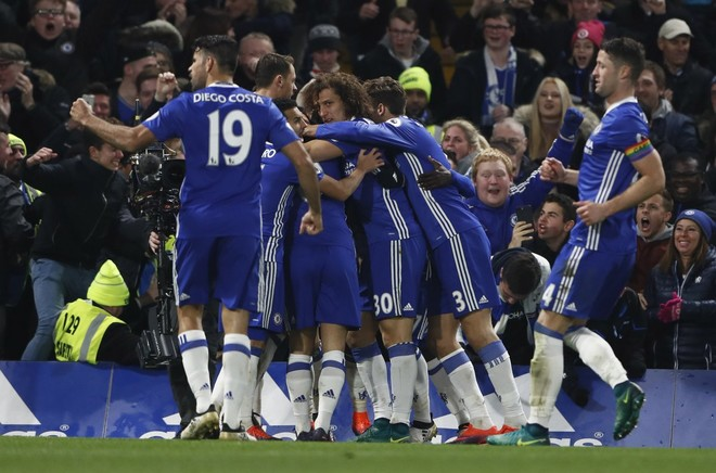 Chelsea dominon ekipin e gj'stinorit