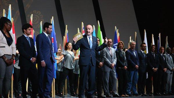 Kongresi i FIFA-s fillon me hapje solemne