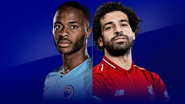 City vs. Liverpool, formacionet zyrtare