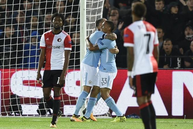 Përsëri me goleadë, këtë herë ndaj Feyenoordit