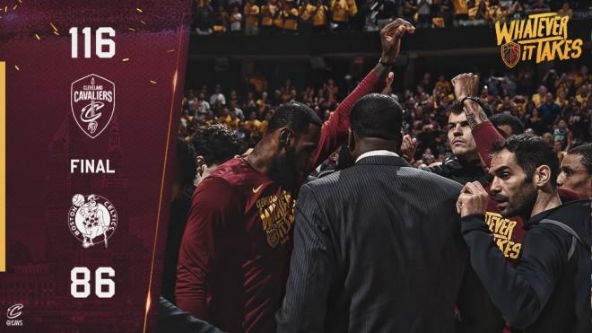 Shpresë për Clevelandin