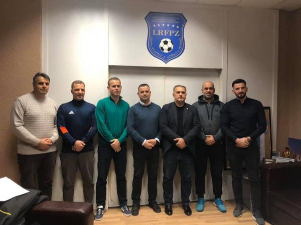 Mirsad Çollaku zgjedhet kryetar i Lidhjes Rajonale të Prizrenit