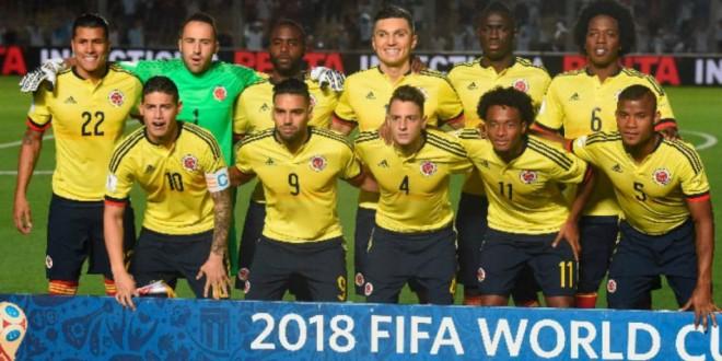 Kolumbia - nga Escobar te James