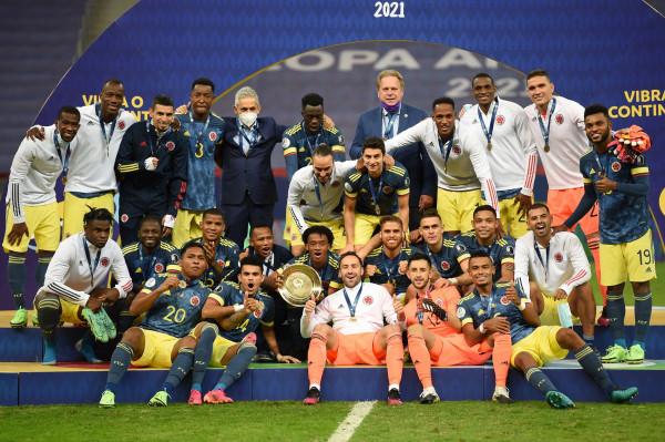 Kolumbia në sekondën e fundit, siguron të tretën në Copa'21