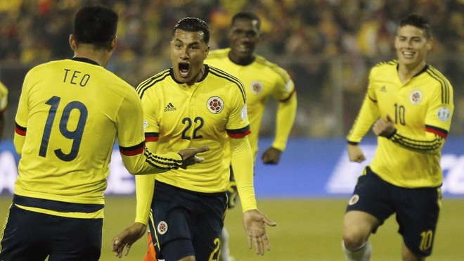 Kolumbia ia sjell Brazilit humbjen e parë