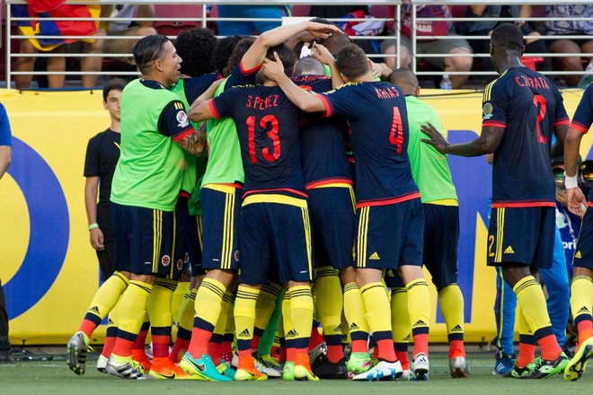 Nis me fitoren e Kolumbisë