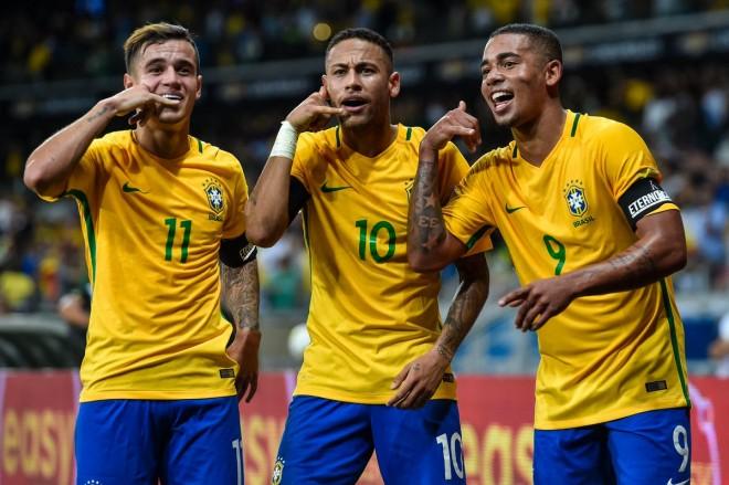 Brazili publikon listën përfundimtare për Rusi