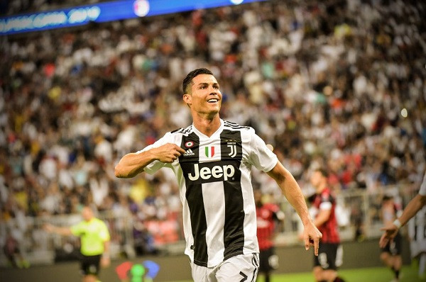 Cristiano Ronaldo vendos, Superkupa te bianconerët