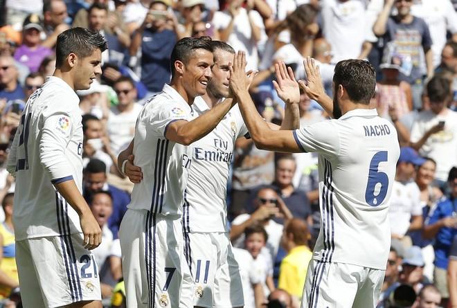 Bale rikthehet me gol, Reali me rekord të ri