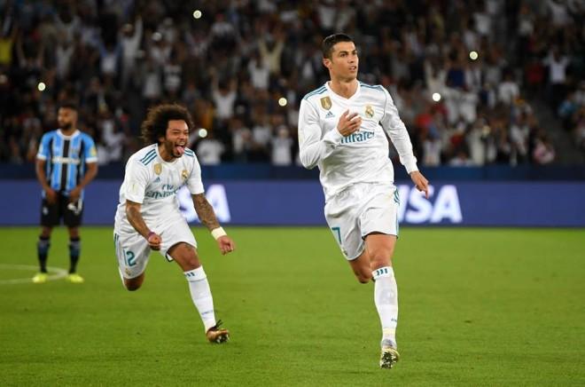 Botërori i klubeve, vendoset nga Cristiano Ronaldo
