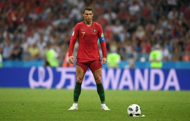 Portugalia pa Cristianon ndaj Italisë