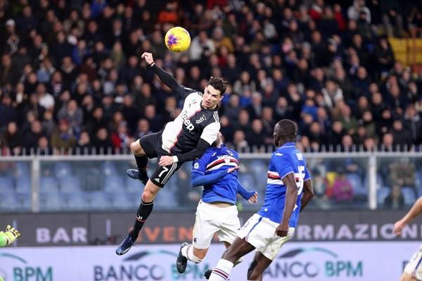 Mrekullia e Ronaldos, çon Juven në krye