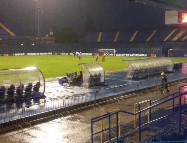 E konfirmon UEFA, ndeshja vazhdon nesër