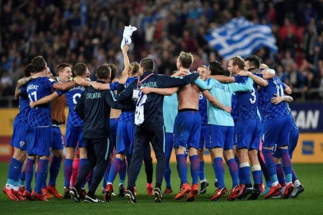 Pa befasi, Kroacia siguron Botërorin