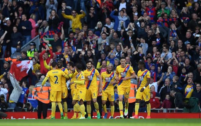 Pas Chelseat e Arsenalit, Palace mposht edhe Liverpoolin