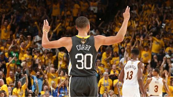Shpërthen Curry, gjysma e punës mbaroi