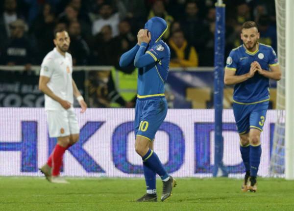 """Kosova e pafat, """"kënaqet"""" me barazim"""