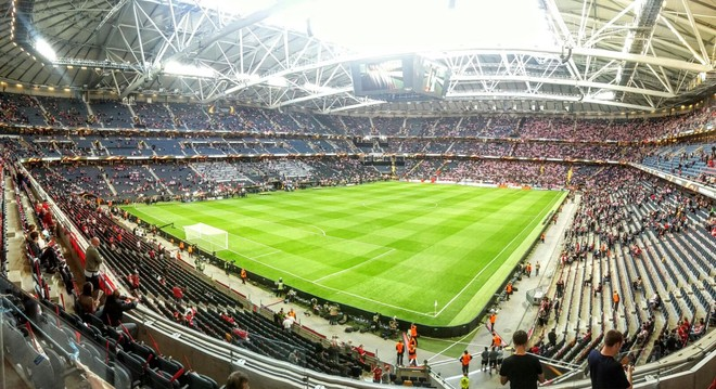 Formacionet zyrtare: Ajax - Manchester United