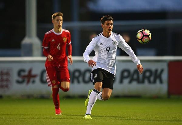 Leon Dajaku debuton te Stuttgart në Bundesligë