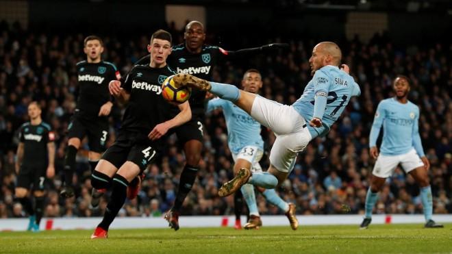 Pas kontratës së re, Silva siguron fitoren