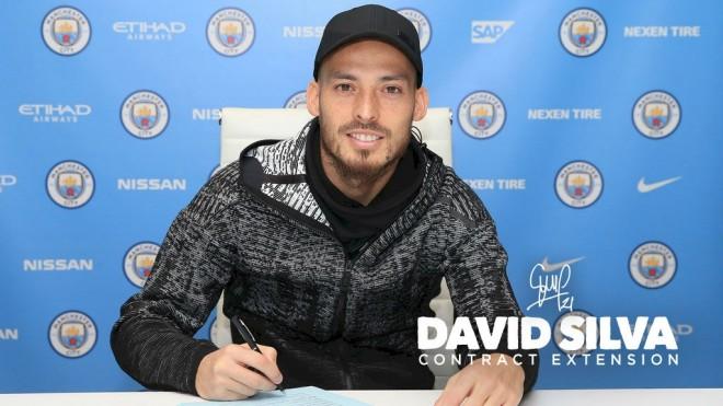 David Silva vazhdon