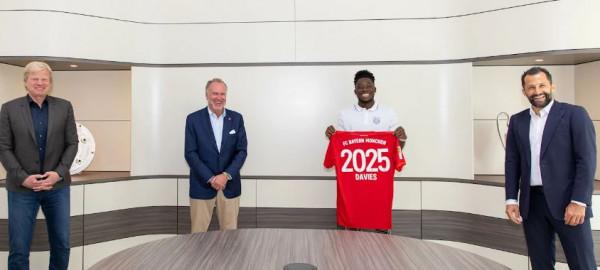 Bayern zyrtarizon kanadezin deri më 2025