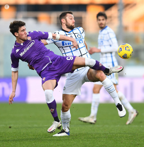 Inter kualifikohet tutje, mposht Fiorentinën në fund