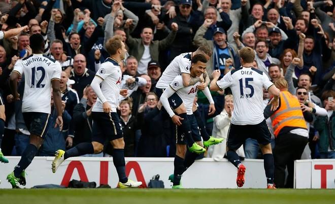 Vera te Tottenham Hotspurs