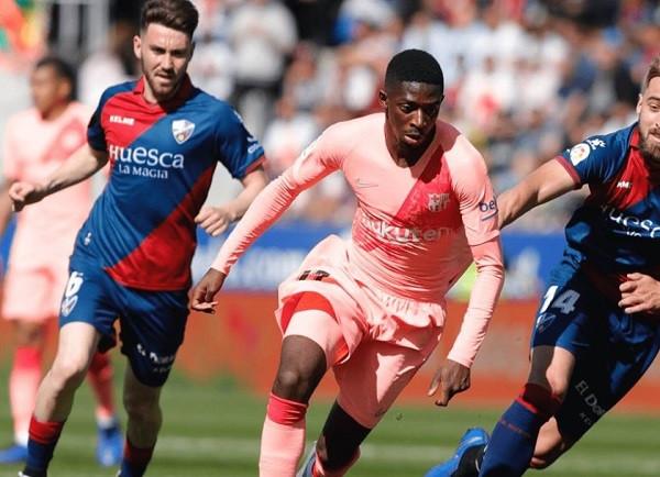 Rezervat e Barçës s'ia dalin ndaj të fundit në La Liga