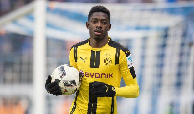 Dortmund qartëson situatën e Dembeles