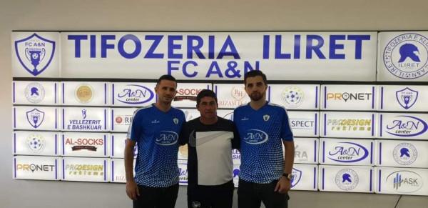 Tre përforcime te A&N, synim Superliga