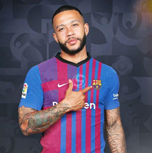 Depay te Barça, çështje zyrtarizimi