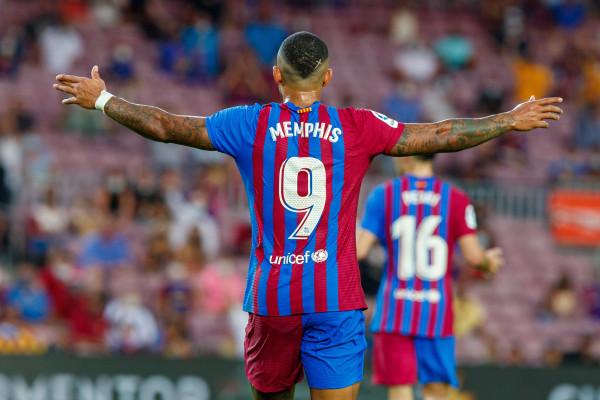 Roberto e Depay për fitore, Barcelona kryen detyrën
