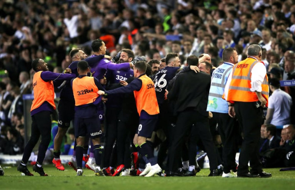 Arritje e pabesueshme e Derbyt të Lampardit