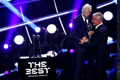 Deschamps, trajneri më i mirë i vitit 2018