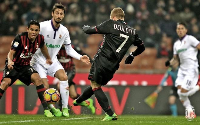 Milani mposht Fiorentinën, 4 pikë larg Europës