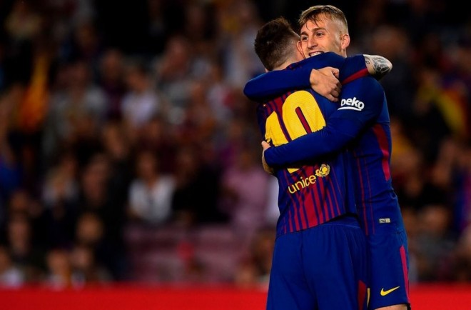 Barcelona i rikthehet fitoreve, Malaga vazhdon fundosjen