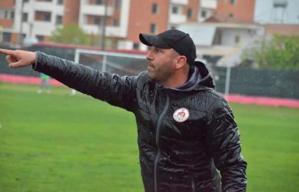 Drenica zyrtarizon trajnerin nga Gjirokastra