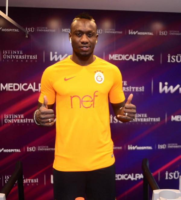 Golashënuesi më i mirë i ligës, te Galatasaray