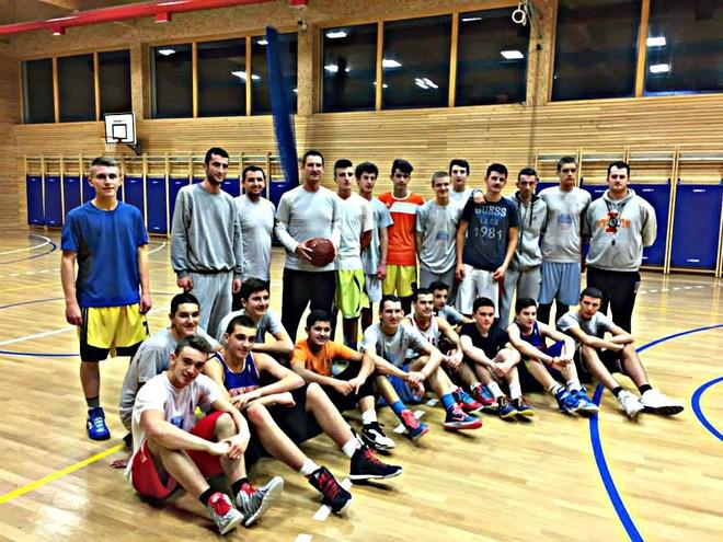 Reprezentacioni U-16 i Kosovës, drejt San Antonios