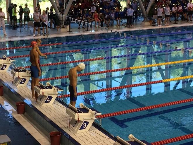 Kadriu thyen rekordin e Kosovës në 200 m