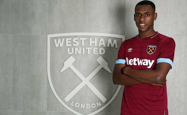 Rekord transfer nga West Ham United