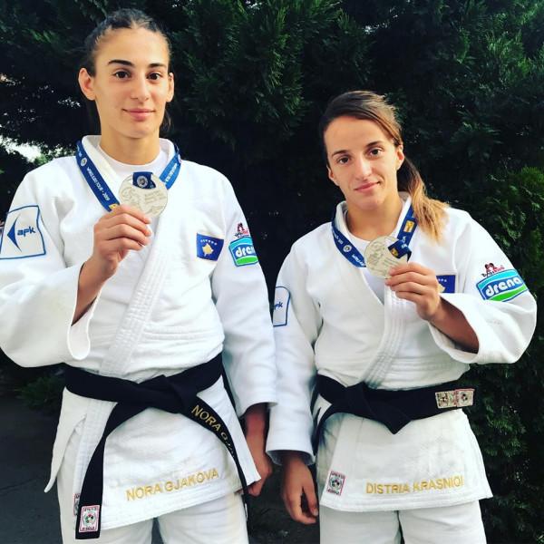 Distria e Nora me medalje të argjendta